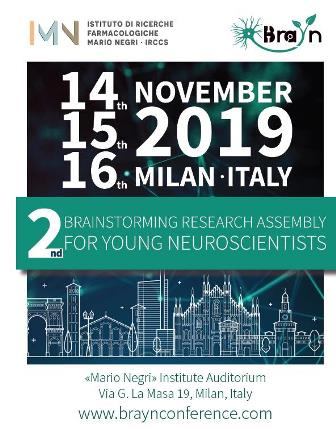 BraYn 2019 - 2nd Brainstorming Research Assembly for Young Neuroscientists